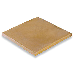 Bradstone Peak Smooth Slab Buff 450mm x 450mm x 32mm