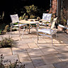 Bradstone Traditional Old Riven Paving Slab Autumn Cotswold 300mm x 450mm x 35mm