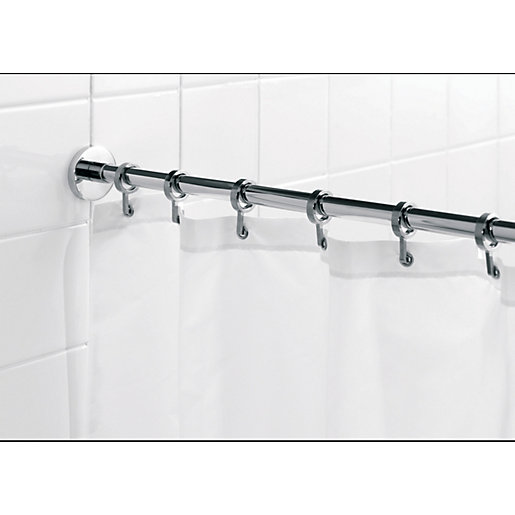Shower Curtains Poles - Curtains Design Gallery