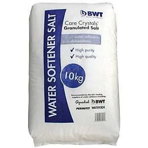 BWT Water Softener & Dishwasher Granulated Salt 10kg