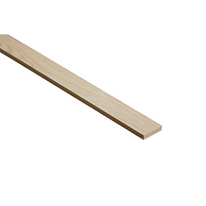 Wickes Pine Stripwood Moulding (PSE) 9 x 45 x 2400mm