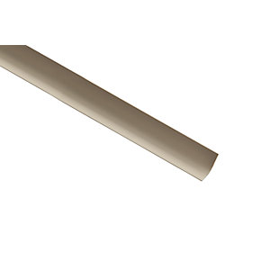 Wickes PVC Internal Angle Moulding 18 x 18 x 2400mm