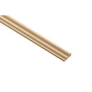 Wickes Pine Broken Ogee Moulding 21 x 8 x 2400mm