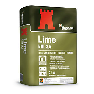 Natural Hydraulic Lime NHL 5 25Kg