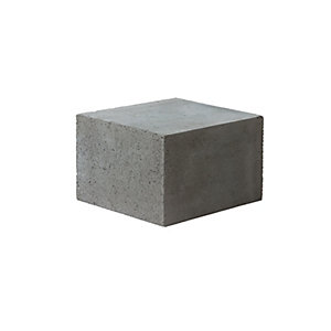 H+h Celcon Standard Foundation Aerated Concrete Block 440 x 215 x 355mm 3.6N Pack 30