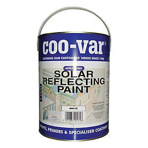 Coo-Var Solar Reflecting Paint White 5L