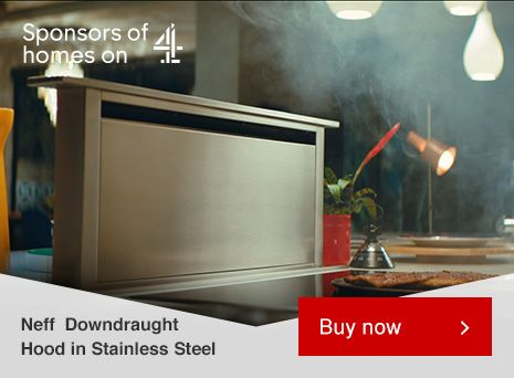 NEFF Downdraught Hood in Stainless Steel