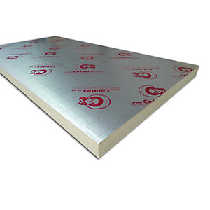 Celotex XR4000 Insulation Board 1200X2400X120mm