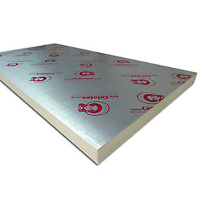 Celotex 100mm High Performance Insulation Board GA4000 100x1200x2400mm