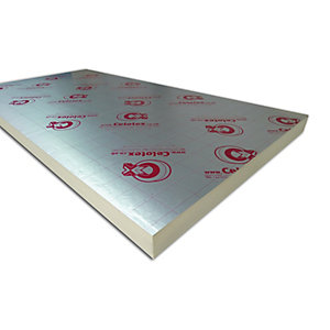 Celotex 75mm High Performance Insulation Board 1200x2400mm