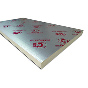 Celotex 50mm High Performance Insulation Board 1200x2400mm