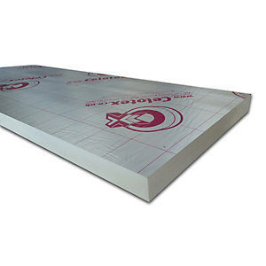 Celotex 50mm High Performance Cavity Wall Board 450x1200mm