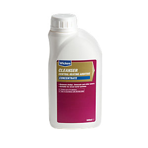 Wickes Cleanser - Central Heating Additive