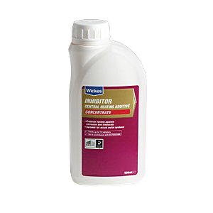 Wickes Inhibitor - Central Heating Additive