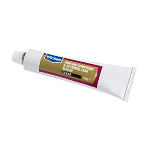 Wickes/Heating & Plumbing/Central & Electric Heating/Wickes Jointing Compound & External Leak Sealer