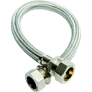 Wickes Flexible Connector 22 x 22 x 300mm
