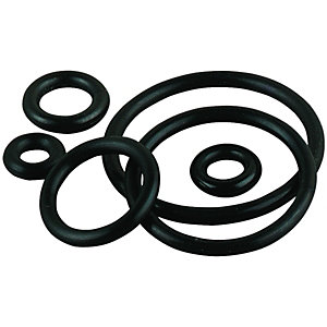 Wickes Assorted O Rings 1.6mm Section