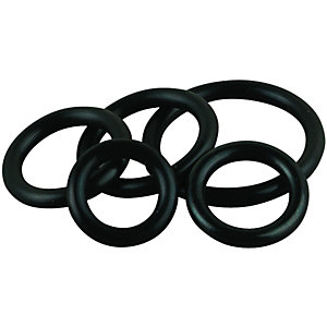 Wickes Assorted O Rings 2mm Section
