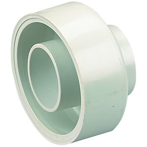 Wickes Toilet Double Flush Pipe Connector