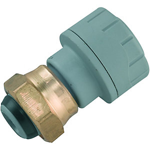 Wickes Polyplumb Tap Connector 12 x 15mm