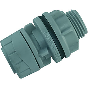 Wickes Polyplumb Tank Connector 12 x 15mm