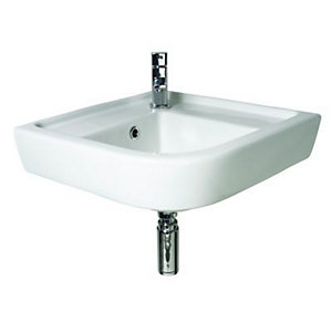 Capri Corner Basin 450mm