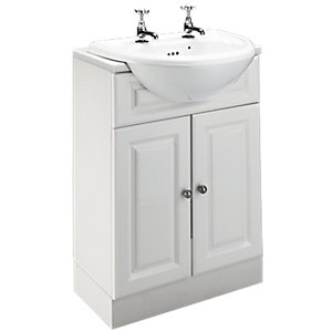 Wickes Toulouse Vanity Unit 600mm