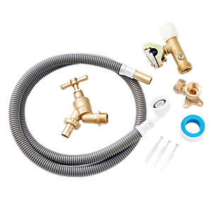Wickes Easy Fit External Tap Kit