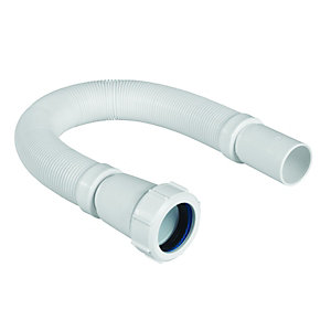 Wickes 32mm Flexible Waste Connector