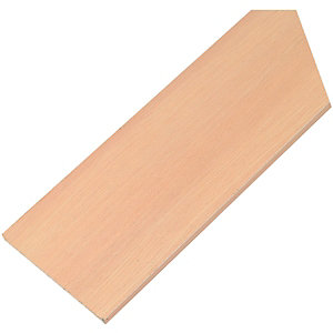 Wickes Beech Effect Furniture Panel 15x375x2400mm