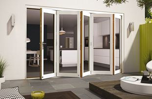 Lovely Cairo Folding Patio Doors