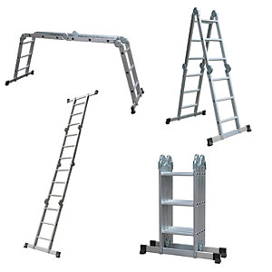 Batavia Multi-position Ladder with Platform