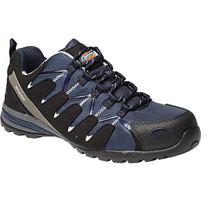Dickies Tiber Safety Trainers Black