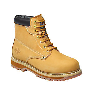 Dickies Cleveland Safety Boots Tan