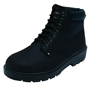 Dickies Antrim Safety Boots Black