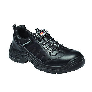 Dickies Stockton Safety Trainers Black