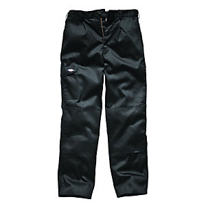 Dickies Redhawk Super Work Trousers Black 34W 32L