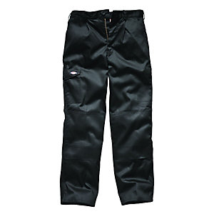 Dickies Redhawk Super Work Trousers Black 36W 34L