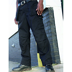 Dickies Multi-Pocket Trousers Black 31L