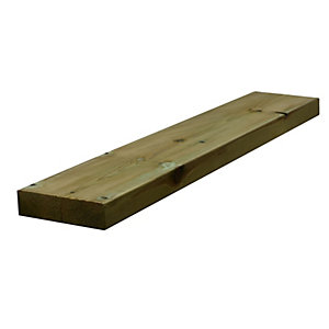Sawn Timber Regularised Treated C16 47mm x 175mm x 5.4m