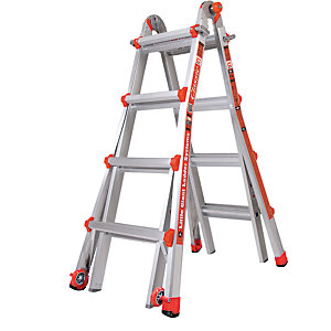 Little Giant 4 Rung Classic Model 17 Ladder