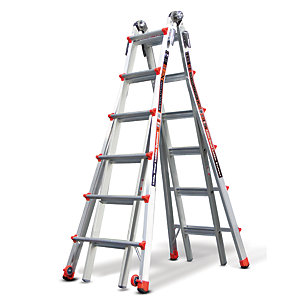 Little Giant 6 Rung Revolution XE Model 26 Ladder