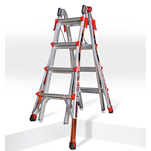 Little Giant 4 Rung Xtreme Model 17 Ladder
