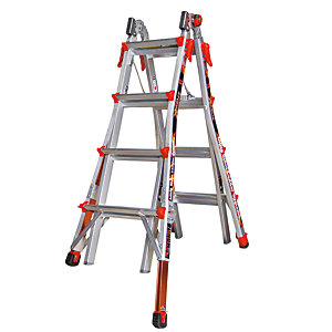 TB Davies 6 Rung Little Giant Xtreme Model 26 Ladder