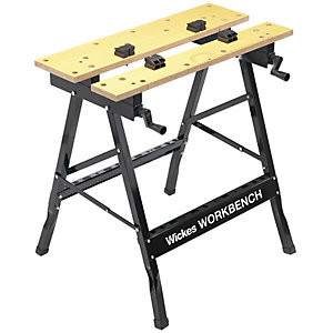 Wickes Fold Down Workbench 800mm
