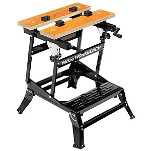 Wickes Heavy Duty Dual Height Workbench