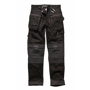 Dickies Eisenhower Pro Trousers Black 32L