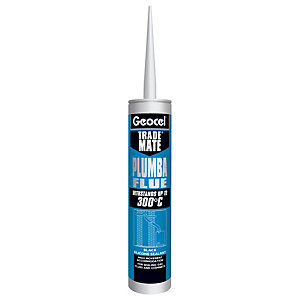Geocel Trade Mate Plumba Flue Red 2902443 310ml