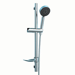 iflo Five Mode Chrome Shower Kit-Shower Accessory