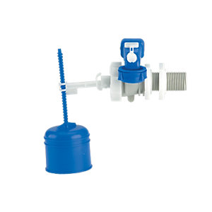 Image of Dudley Side Inlet Valve Standard Tail